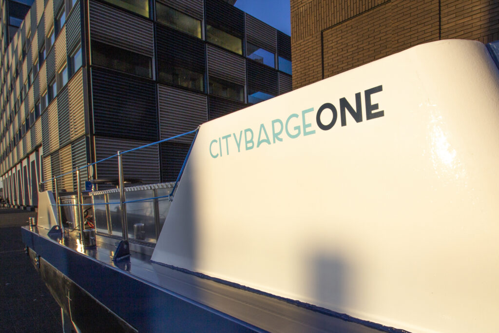 CityBarge One